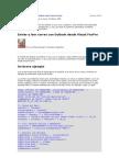 Enviar y leer correo con Outlook desde Visual FoxPro