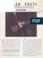 NASA Facts Mariner