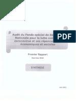 Rapport d'Audit Covidgate Final