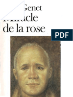 18986840 Jean Genet Le Miracle de La Rose 1946 Scans