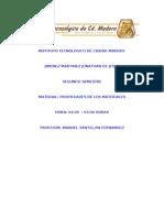 TRABAJO PROPIEDADES DE LOS MATERIALES
