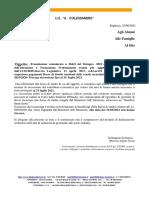 Circ n 530 Proroga Riscossione Contributo Borse Di Studio a s 2019 2020