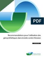 Guide CFG - Lutte Contre l'Erosion