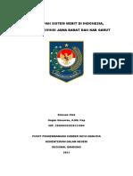 Sistem-merit di Indonesia
