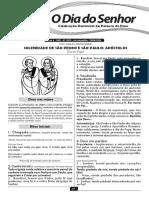 1825 28.06.2020 Solenidade de São Pedro e São Paulo (1)