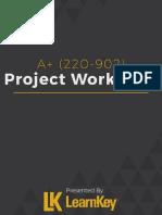A+ (220-902) Student Workbook