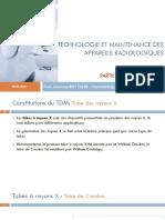 Cours Technologie Et Maintenance Des Appareils Radiologiques-Partie 2