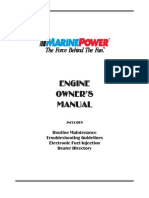 Engine Owner Man Marine Power
