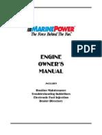 Engine Owner Man Marine Power