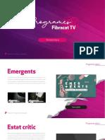 Programes Fibracat TV 2021