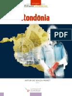 Estudo Sócio economico Rondônia