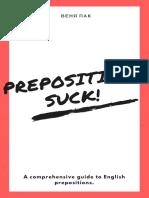 [Venya Pak] Prepositions_suck