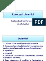 2. I Processi Dinamici