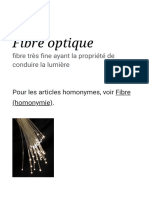 Fibre optique — Wikipédia (1)