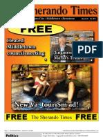 The Sherando Times 03/23/2011