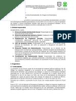 Reglas de Operación Seguro de desempleo