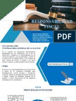 EXPOSICIÓN - RESPONSABILIDAD FISCAL
