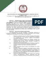 Estatuto Associação afro Religiosa Oya Gambele