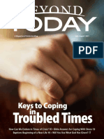 Beyond Today Magazine -- July/August 2021