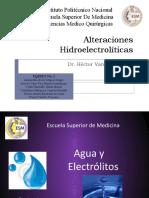 ALTERACIONES HIDROELECTROLITICAS EQ1 URGENCIAS