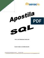 Apostila SQL - Luís Fernando e Maílson