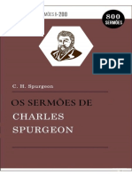 1 - 3375 Os sermões de Charles Haddon  Spurgeon_ - Volume 1 - Sermões 1-200