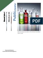 Manual de para elaborar Plan de Publicidad