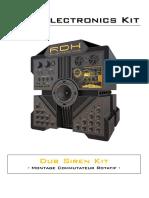 Dub siren NJD instruction montage 3