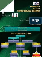 KPI 2010 2011 Graduate School 2011