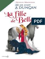 La Fille de Belle - Sophie Audouin-Mamikonian
