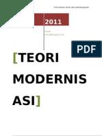 Teori Modernisasi