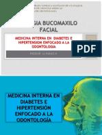 Medicina interna en  diabetes e hipertension