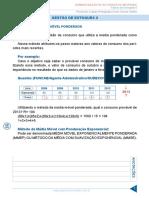 Resumo 1390770 Jose Wesley 25700175 Administracao de Recursos Materiais Aula 03 Gestao de Estoques II