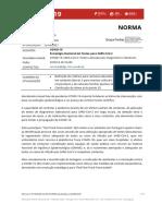Norma 019-2020 - COVID-19 – Estratégia Nacional de Testes Para SARS-CoV-2 - Atualizada a 22.06.2021