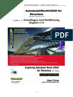 Exlporing Autodesk Revit 2020 for Structure German