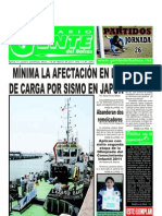 EDICIÓN 18 DE MARZO DE 2011