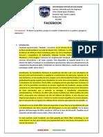 FACEBOOK  - Apaza Orellana Victor Daniel