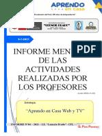 Modelo de Informe Segun Rvm-155-2021