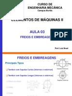 Aula 03-Freios e Embreagens-Parte02
