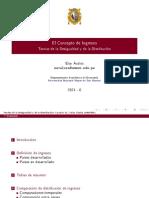 teorias de la distribucion y desigualdad introduccion