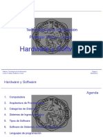 3 - Hardware y Software