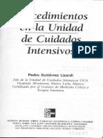 Procedimientos en La Unidad de Cuidados Intensivos Pedro Lizardi Compress