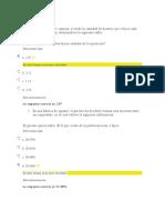 Evaluación Unidad 1 Estadistica descriptiva