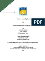 REPORT ON BHARTI AIRTEL
