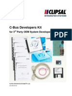 C-Bus Developers kit