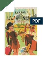 Blyton Enid Malory School 1 Les filles de Malory School