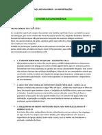ALIANÇA DE MILAGRES - 6ª MINISTRAÇÃO O PODER DA CONCORDÂNCIA