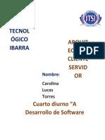 ARQUI.CLIENTE SERVIDOR_ Carolina Lucas (1)