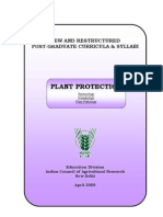 Plant Protection 30.4.2009