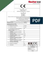 Adhesivo de Montaje Ms Extreme Tack Ml 10832955 Certificatesheet 01